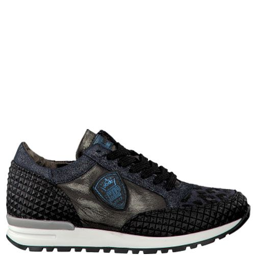 Hip Kinderschoenen.Hip Sneakers Blue Panther H1546