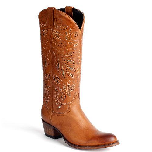 lange cowboylaarzen