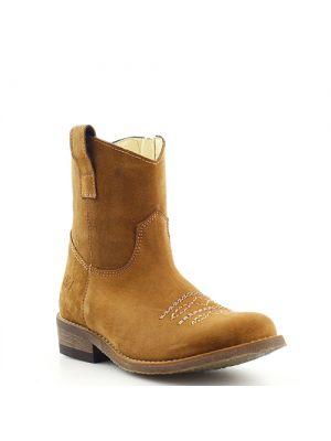 Clic! boots 9161 cowboylaarsje cognac