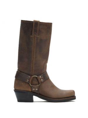 Frye dames laarzen Harness 12R tan 773002