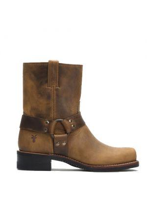 Frye cowboylaarzen heren Harness 8R dark brown