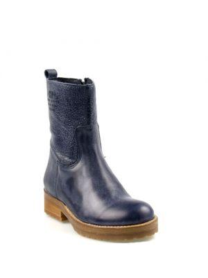 88de4b74184991 Hip laarzen H1148 donker blauw - hip shoe style meiden laarzen