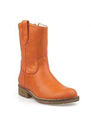 Hip meisjes laarzen oranje H1327