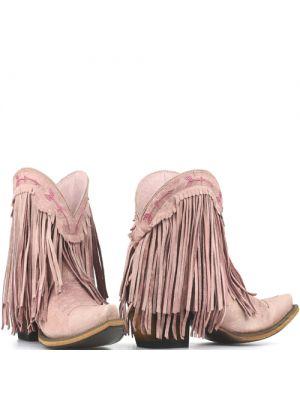 Junk Gypsy westernlaarsjes Spitfire Boots roze
