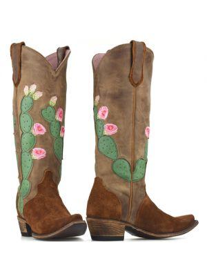 Junk Gypsy westernlaarzen Hard To Handle Boots bruin