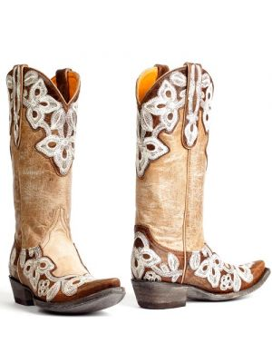 Mexicana boots Marrione 13 Oryx Bone