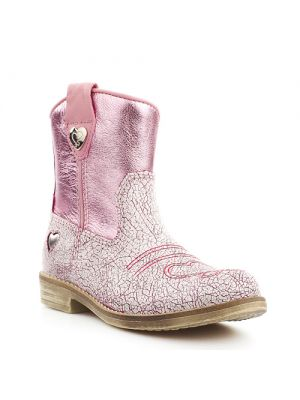 Mim-pi laarzen fuchsia roze 3518 pink