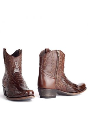 Sendra boots heren Python riding barr cafe