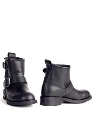 Sendra Carol 2976 Matebox Negro biker boots