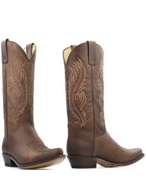 Sendra heren cowboylaars 2605 Sprinter 7004 bruin