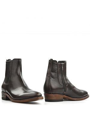 Sendra heren enkellaarzen 12102 KASS chelsea boots
