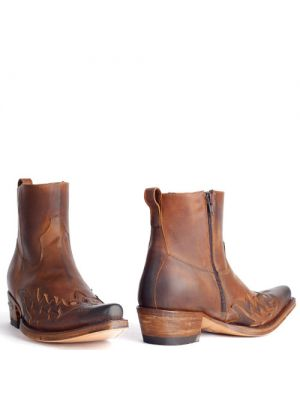 Sendra laarzen heren Mimo riding Frisco Teak