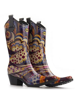 Talolo boots Floral Bliss
