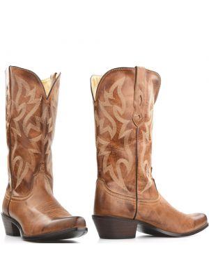Tony Lama boots NL1604 Britisch Tan Deertanned Cow