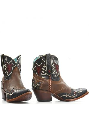 Tony Lama laarzen 6019L Saddle Cassidy