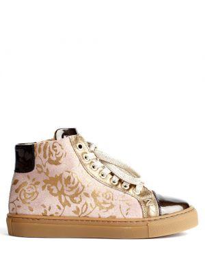 Zecchino doro schoenen 7406 flowerprint