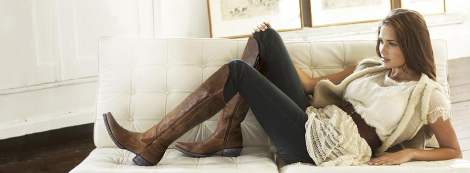 Ariat western laarzen en boots - rijlaarzen