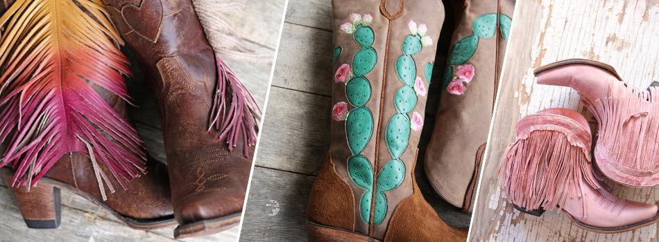 Junk Gypsy cowboyboots