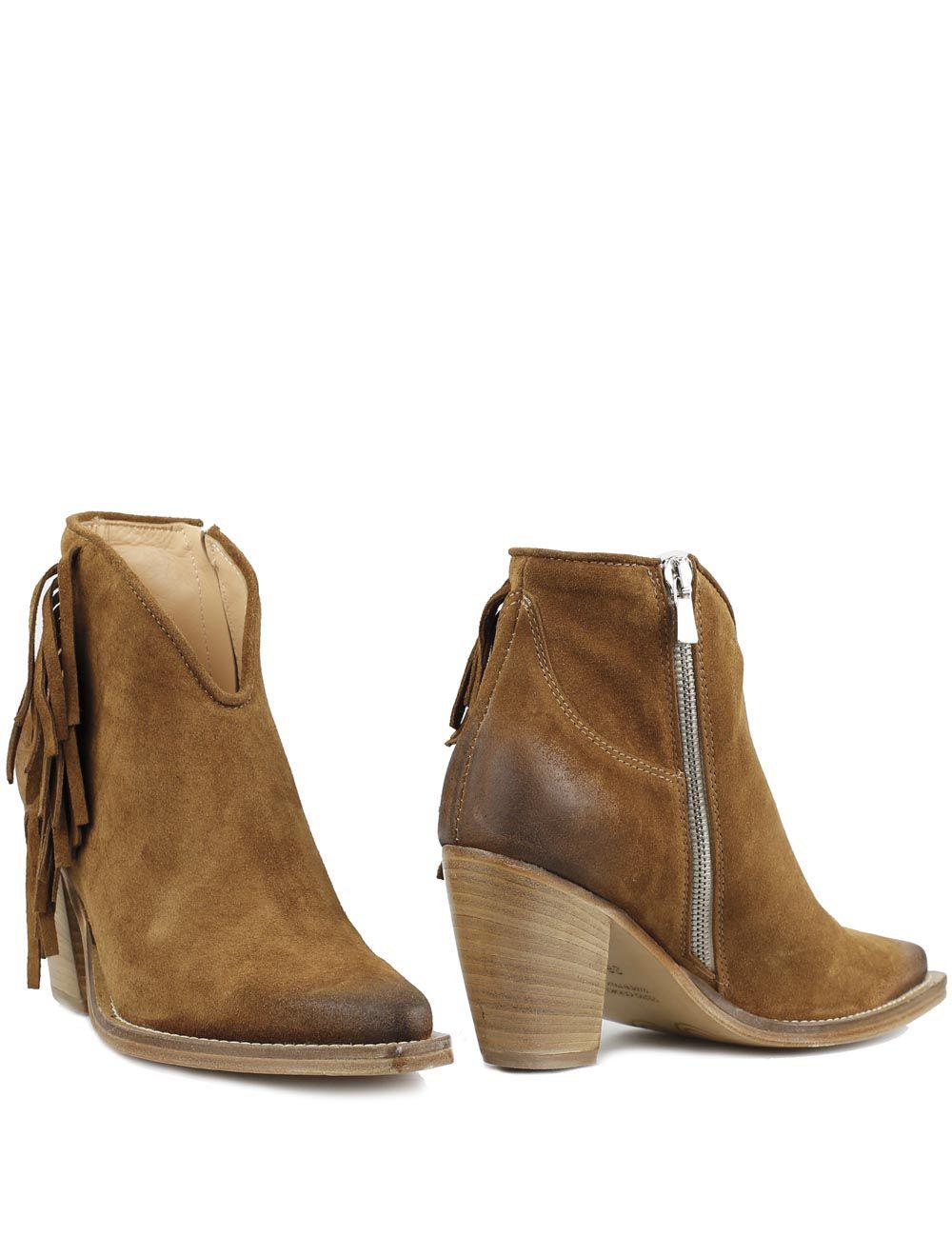 Curiosite laarzen & boots voor dames online