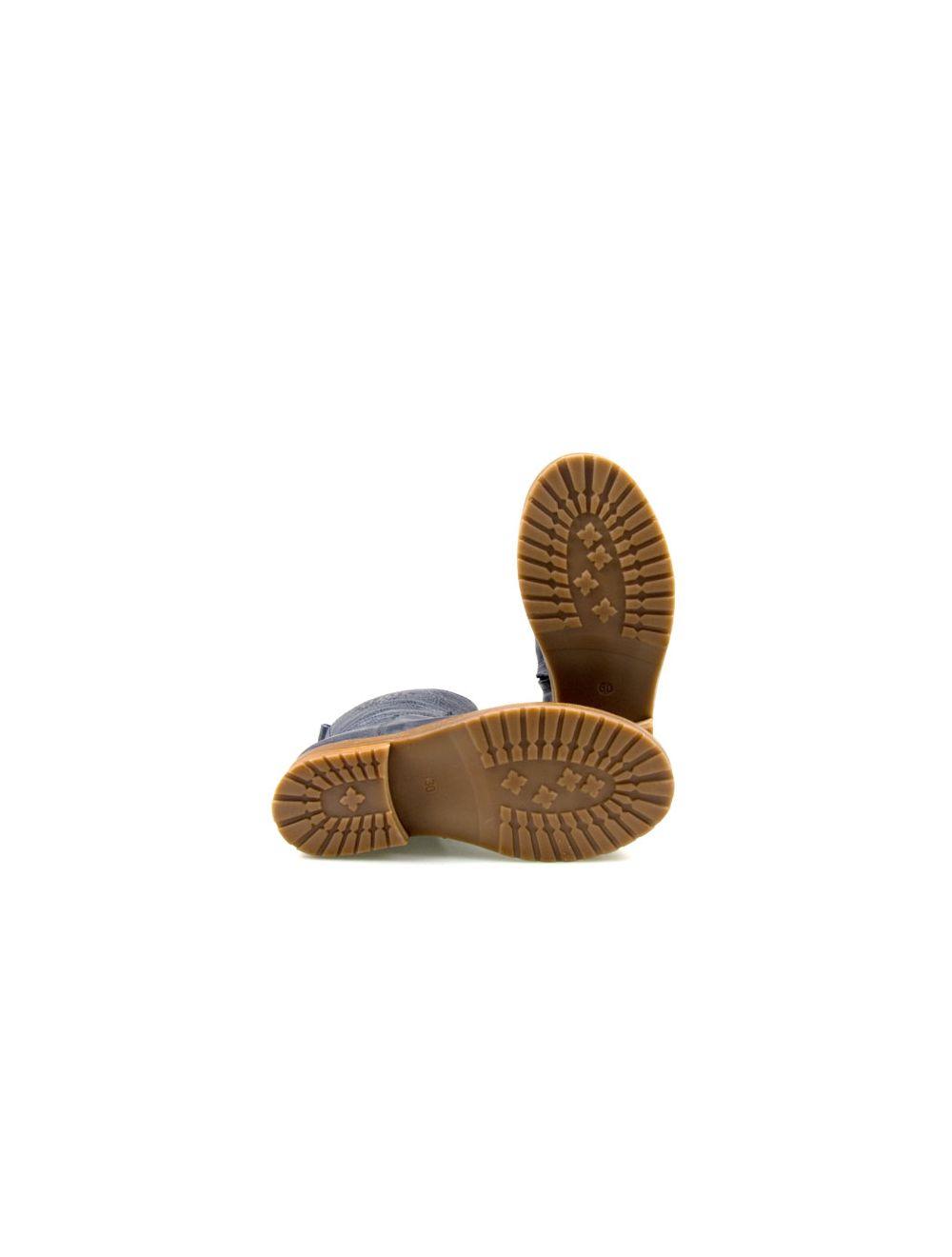 Hip laarzen H1148 donker blauw hip shoe style meiden laarzen