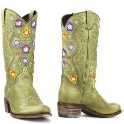 Cowboylaarzen dames, biker boots heren, booties & meisjes