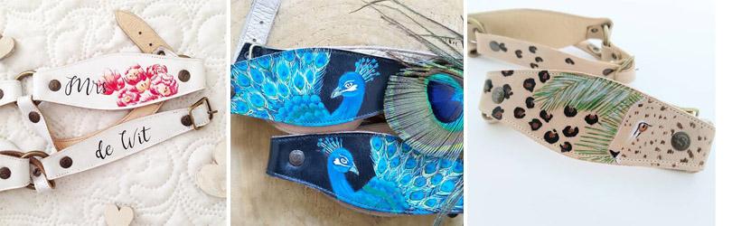 Sporen beschilderen La Pintura