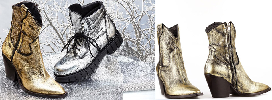 curiosite shoes bestellen goud
