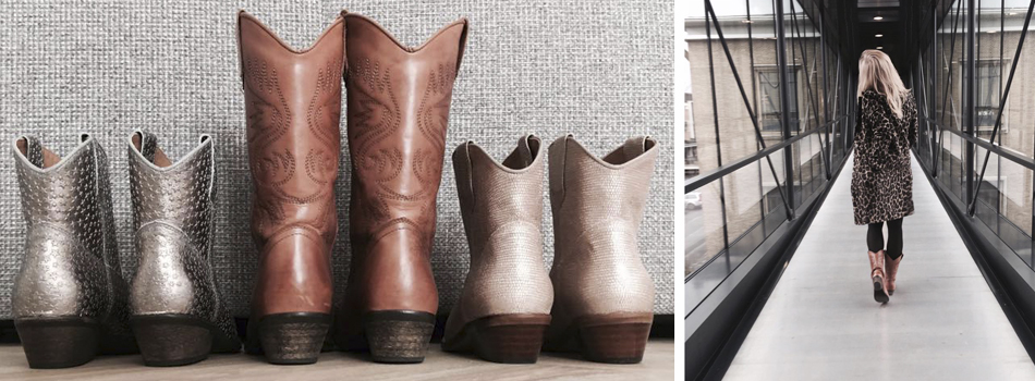Dwars schoenen en laarzen - DWRS label